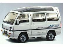 Mitsubishi Bravo 1989, минивэн, 1 поколение