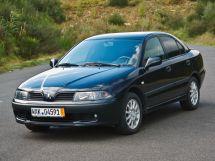 Mitsubishi Carisma рестайлинг, 1 поколение, 11.1999 - 10.2004, Лифтбек