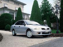 Mitsubishi Carisma рестайлинг, 1 поколение, 11.1999 - 10.2004, Седан