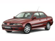 Mitsubishi Carisma 1 поколение, 03.1999 - 03.2005, Седан