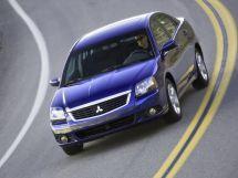 Mitsubishi Galant рестайлинг, 9 поколение, 06.2006 - 05.2009, Седан