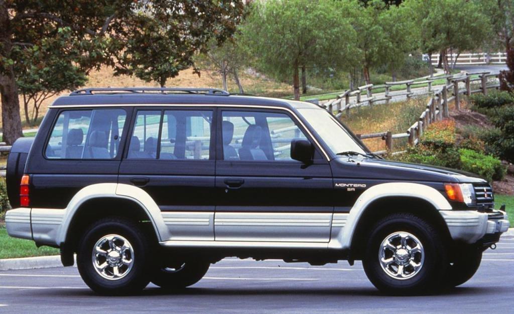 Mitsubishi montero 1994