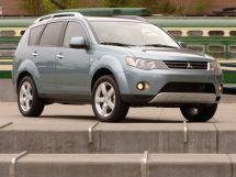 Mitsubishi Outlander 2005, джип/suv 5 дв., 2 поколение, CW0W