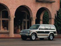 Mitsubishi Pajero 1991, suv, 2 поколение, V30/V40