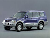 Mitsubishi Pajero 1999, suv, 3 поколение, V70