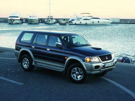 Mitsubishi Pajero Sport  04.1997 - 08.2004