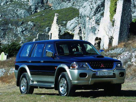 Mitsubishi Pajero Sport  07.1996 - 08.2004