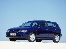 Nissan Almera рестайлинг 2003, хэтчбек 5 дв., 2 поколение, N16