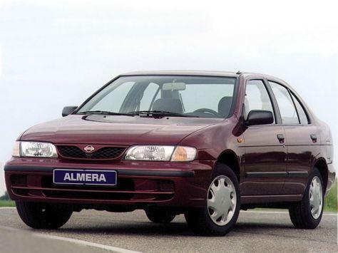 Nissan Almera (N15) 02.1995 - 02.1998