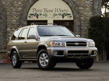 Nissan Pathfinder 2-й рестайлинг 2002, джип/suv 5 дв., 2 поколение, R50
