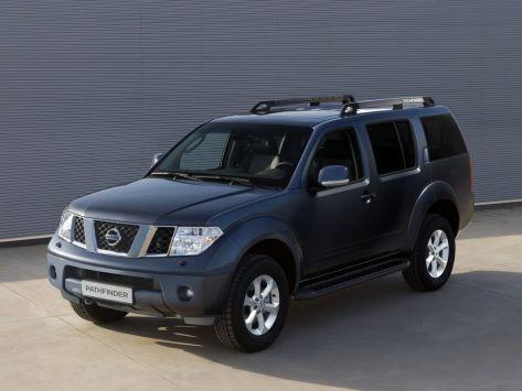 Nissan Pathfinder (R51) 01.2004 - 01.2009