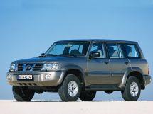 Nissan Patrol рестайлинг, 5 поколение, 10.2001 - 01.2005, Джип/SUV 5 дв.