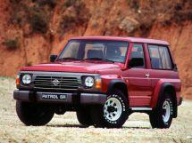 Nissan Patrol 1987, джип/suv 3 дв., 4 поколение, Y60