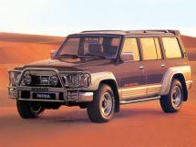 Nissan Patrol 1987, джип/suv 5 дв., 4 поколение, Y60