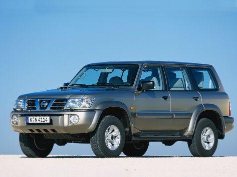 Nissan Patrol (Y61) 10.2001 - 01.2005