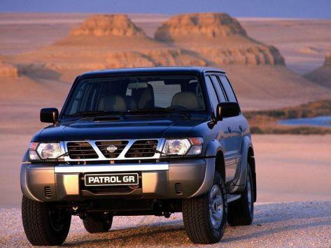 Nissan Patrol (Y61) 12.1997 - 09.2001
