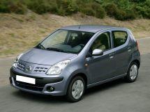 Nissan Pixo 2009, хэтчбек 5 дв., 1 поколение
