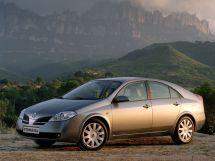 Nissan Primera 2002, лифтбек, 3 поколение, P12