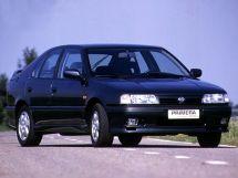 Nissan Primera 1990, лифтбек, 1 поколение, P10
