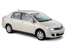 Nissan Tiida 2007, седан, 1 поколение, C11