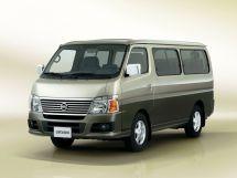 Nissan Urvan 2001, минивэн, 2 поколение, E25