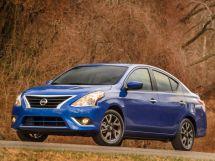 Nissan Versa рестайлинг, 2 поколение, 03.2014 - н.в., Седан