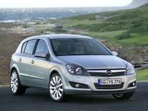 Opel Astra рестайлинг, 3 поколение, 11.2006 - 10.2011, Хэтчбек 5 дв.