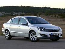 Opel Astra рестайлинг, 3 поколение, 11.2006 - 12.2011, Седан