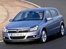Opel Astra 2004, хэтчбек 5 дв., 3 поколение, H