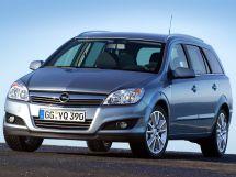 Opel Astra рестайлинг 2006, универсал, 3 поколение, H