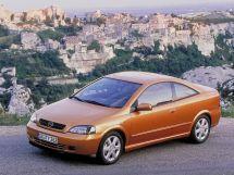 Opel Astra 1998, купе, 2 поколение, G