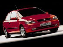 Opel Astra 1998, хэтчбек 3 дв., 2 поколение, G