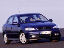 Opel Astra 1998, хэтчбек 5 дв., 2 поколение, G
