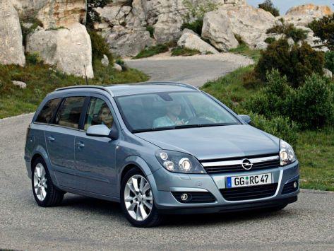Opel Astra (H) 08.2004 - 12.2007