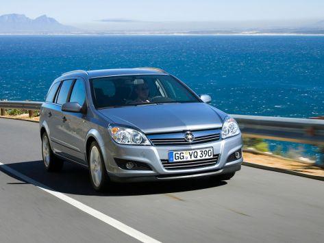 Opel Astra (H) 11.2006 - 10.2011
