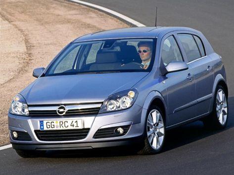 Opel Astra (H) 03.2004 - 10.2006