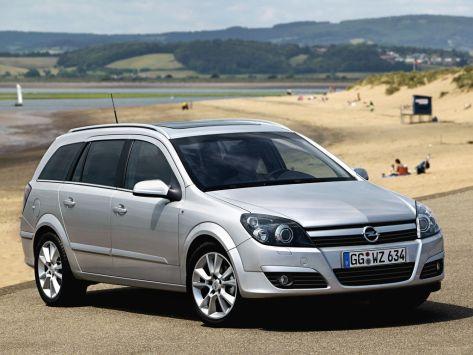 Opel Astra (H) 08.2004 - 10.2006
