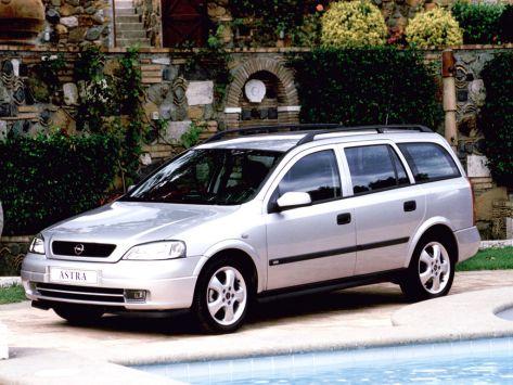 Opel Astra (G) 02.1998 - 07.2004