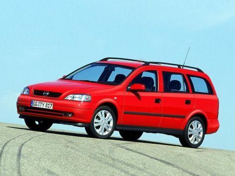 Opel Astra (G) 02.1998 - 01.2009