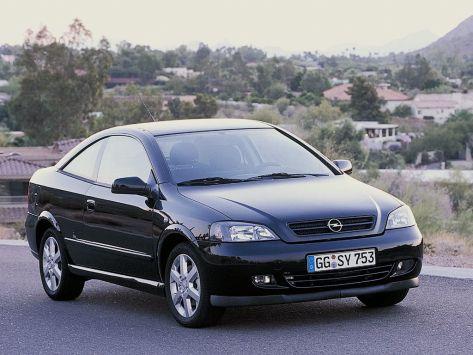 Opel Astra (G) 02.1998 - 12.2004