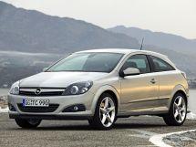 Opel Astra GTC 3 поколение, 03.2004 - 09.2011, Хэтчбек 3 дв.