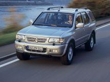 Opel Frontera рестайлинг 2001, джип/suv 5 дв., 2 поколение, B