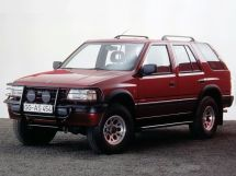 Opel Frontera 1991, джип/suv 5 дв., 1 поколение, A