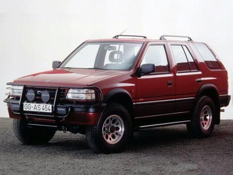 Opel Frontera (A) 09.1991 - 03.1995