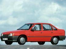 Opel Kadett 1985, седан, 6 поколение, E