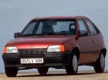 Opel Kadett 1984, хэтчбек 3 дв., 6 поколение, E