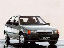 Opel Kadett 1984, хэтчбек 5 дв., 6 поколение, E