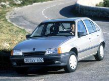Opel Kadett рестайлинг 1989, хэтчбек 5 дв., 6 поколение, E