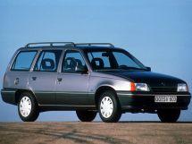 Opel Kadett рестайлинг 1989, универсал, 6 поколение, E