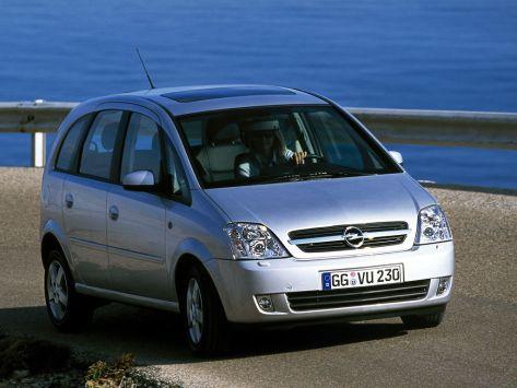 Opel Meriva (A) 08.2002 - 10.2005